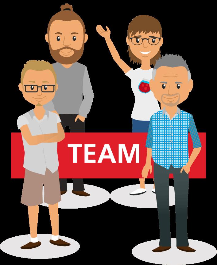 team-der-werbeagentur-profirepro-in-luebeck